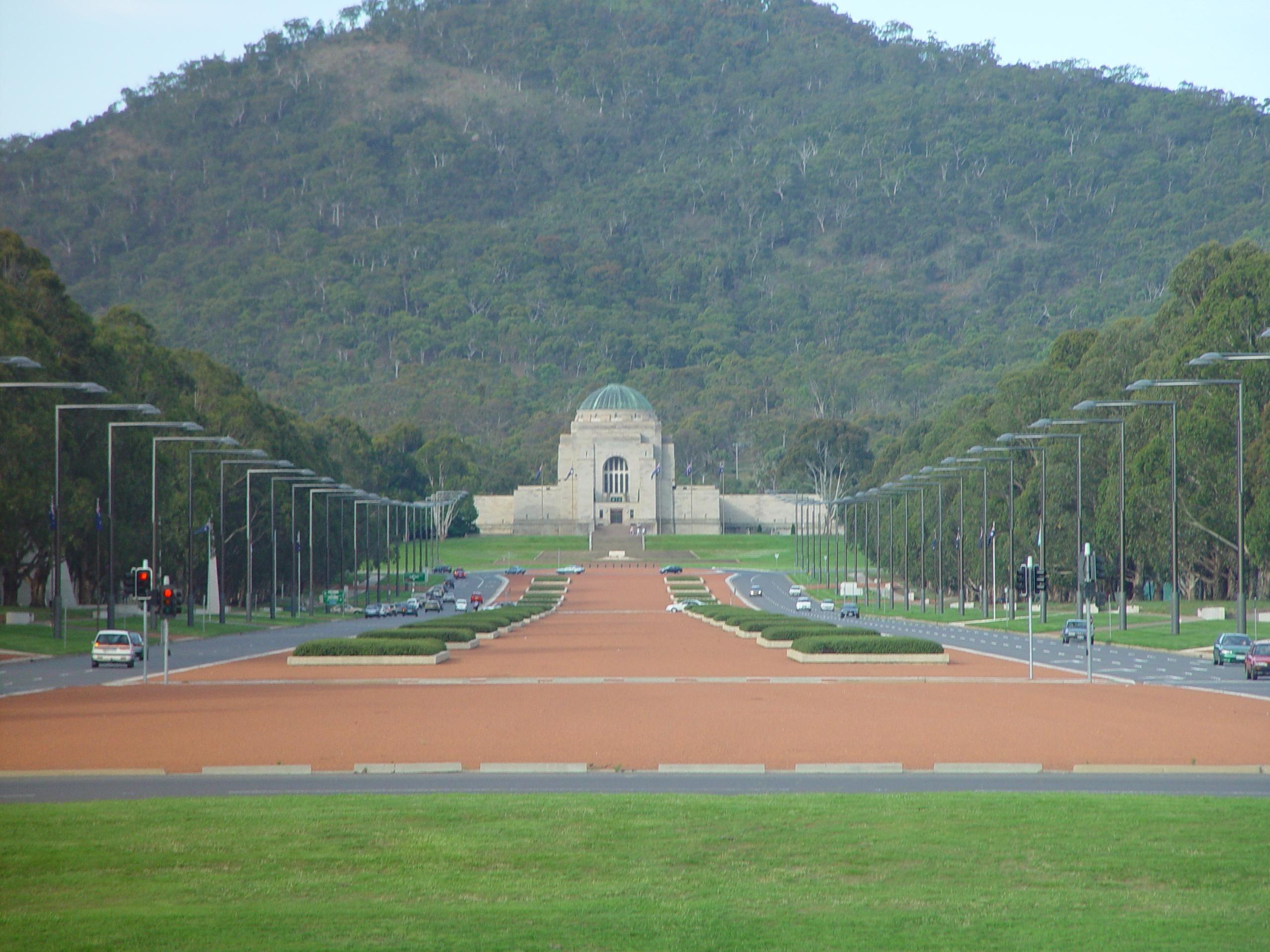 free picture war memorial canberra australian capital territory