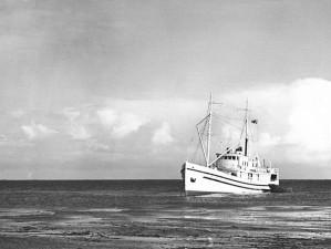 native, bidarka, ship