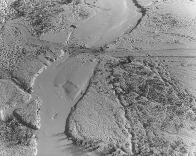 aerial, Dalton, trail, Anaktuvuk, Galbraith, lake