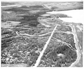 early, aerial, lake, hood, anchorage