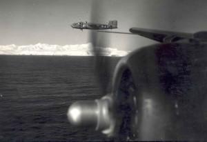 avions, monde, guerre, voler, l'eau, la mission