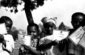 children, cameroon, vaccination, certificates, vaccinated, smallpox