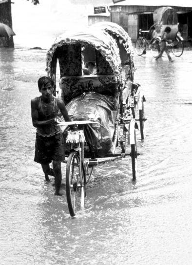 floodwaters, Bangladeš