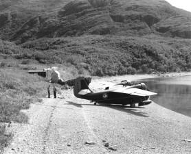 sejarah, foto, transportasi, waterplane, pantai, vintage, fotografi