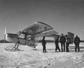 pilot, crew, members, plane