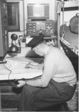 radiophone, operater