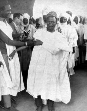 Nigerian, receiving, smallpox, vaccination