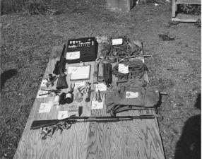 lov, označavanje, oprema