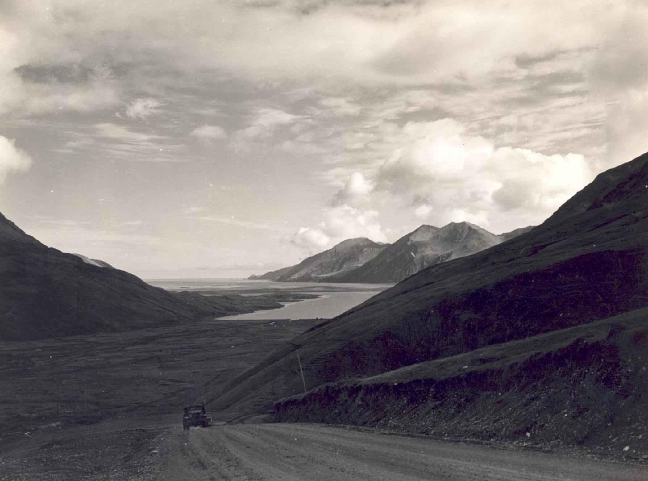 Free Picture Landscape Scenics Vintage Road Photo