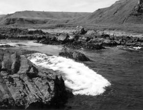 ocean, coast, landscape, scenics, vintage, image