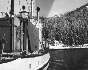starý, foto, staré, čln, voda