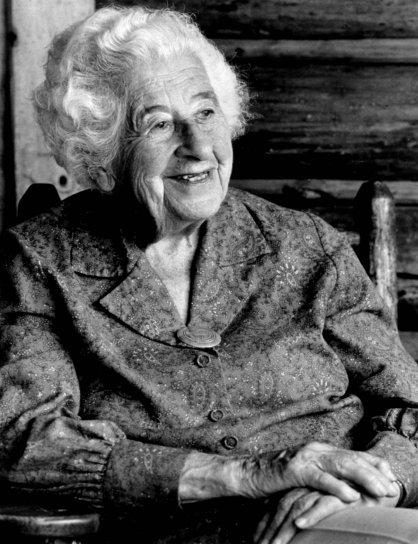 portrait, older women