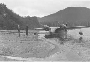 seaplane, shallows, alaskan, sandbar