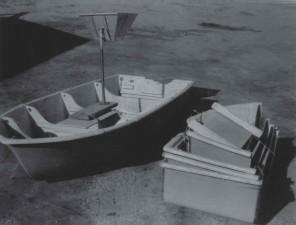 vintage, old, photo, boat