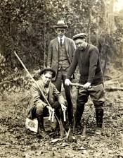 workers, process, dynamite, tree, stumps