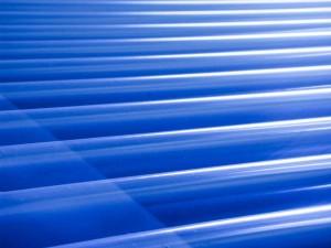 fond, bleu, rayures