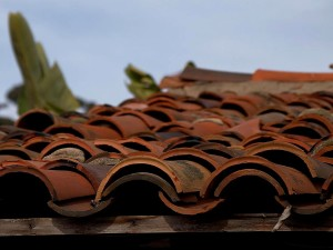 ceramic, roofing, tiles