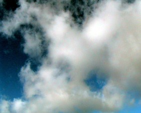 fair, weather, cumulus
