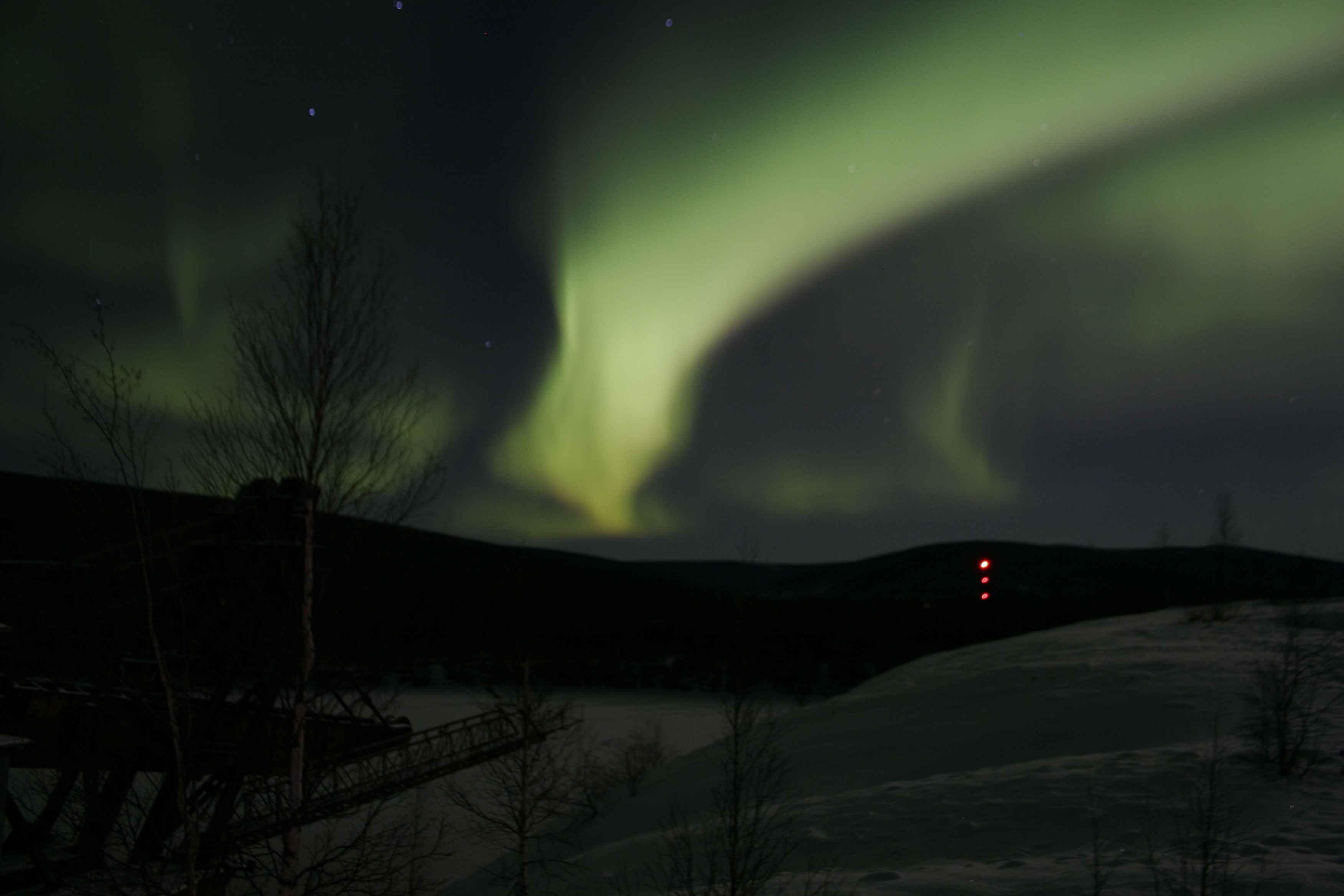 Free Picture Northern Lights Alaska Aurora Borealis