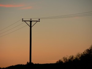 powerline, instalation