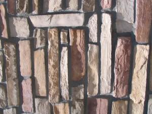 pierre, mur, fond